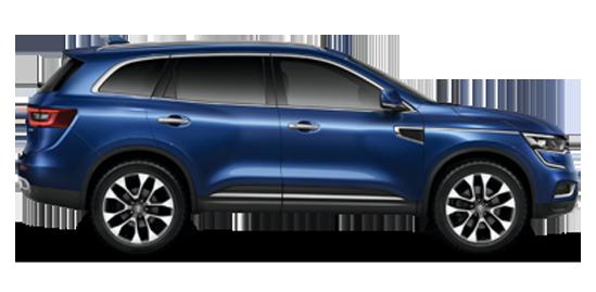 Renault Koleos diesel