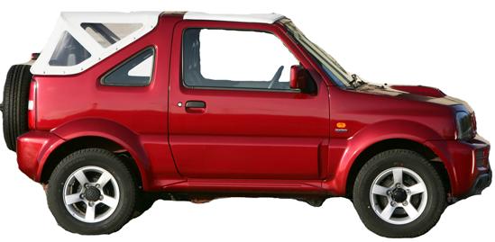 Suzuki Jimny 1.3 4WD Soft-top