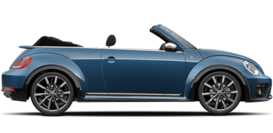 VW Beetle Cabrio (DSG7) Automatic 1.2 TSI (Turbo) 165HP